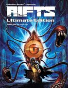 Rifts® Ultimate Edition RPG