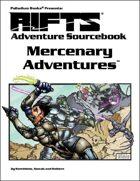 Rifts® Mercenary Adventures™