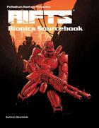 Rifts® Bionics Sourcebook