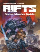 Rifts® Game Master Guide