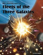 Rifts® Dimension Book™ 13: Fleets of the Three Galaxies™