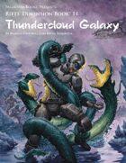 Rifts® Dimension Book™ 14: Thundercloud Galaxy™