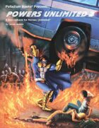 Powers Unlimited® Two for Heroes Unlimited™ 2nd Edition