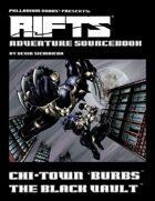 Rifts® Adventure Sourcebook Three: The Black Vault™