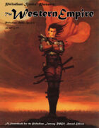 PFRPG 08: The Western Empire™, for Palladium Fantasy RPG® 2nd Edition