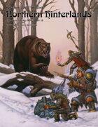 PFRPG 13: Northern Hinterlands™, for Palladium Fantasy RPG® 2nd Edition