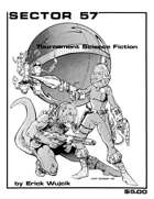 Sector 57 – A Tournament Game by Erick Wujcik