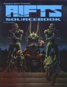 Rifts® Sourcebook - 1st Edition Rules