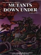 After the Bomb® Book 3: Mutants Down Under