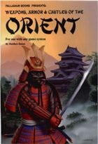 Weapons & Castles of the Orient