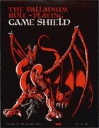 The Palladium Role-Playing Game Shield