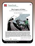 The Legacy of Doku (Fantasy Grounds)
