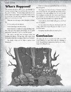 Dark Hold Adventures: Lost Lambs - Quick Adventure