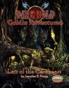 Dark Hold Goblin Adventures: Lair of the Cerebeast