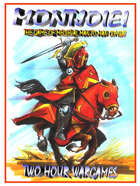 THW Classics Presents: Montjoie! - The Game of Medieval Man to Man Combat