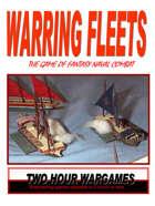 THW Classics Presents: Warring Fleets- Fantasy Naval Combat