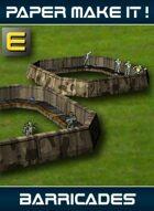Barricades Basic Set