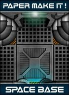 Space Base + Expansion (1inch Grid) [BUNDLE]