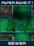 Sewer (20mm Grid)