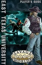 ETU: East Texas University Player's Guide
