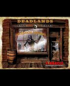 Tall Tales: Deadlands: Dr. Tregan's Collateral Trouble