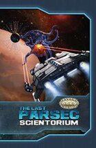 The Last Parsec: Scientorium