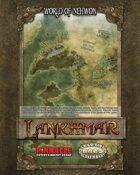 Lankhmar: Nehwon Poster Map
