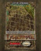 Lankhmar: Lankhmar Poster Map