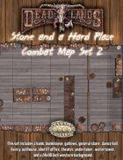 Deadlands Reloaded: Combat Map Set 2