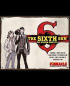 The Sixth Gun: Custom GM Screen