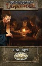 Savage Worlds: Test Drive 2015