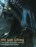 Rippers: The Lost Library