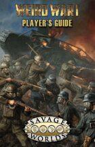 Weird War I: Player's Guide