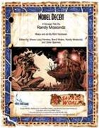 Savage Tales #5: Noble Deceit