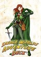 Savage Worlds Adventure Deck
