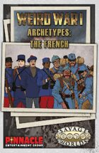 Weird War I: French Archetypes