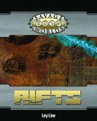 Savage Rifts: Ley Line Combat Map