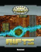 Savage Rifts: Wasteland Combat Map
