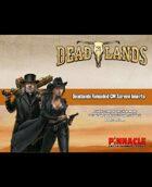 Deadlands Reloaded: GM Screen Inserts