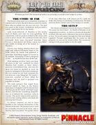 Deadlands Reloaded: Salt o' the Earth (Perilous Parcels One Sheet)