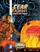 Fear Agent: Creature Cards