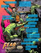 Fear Agent: Combat Options Chart