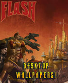 The Savage World of Flash Gordon: Wallpapers