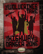 The Wolverines Take the Highway to the Danger Zone - GRADUATION SALE!