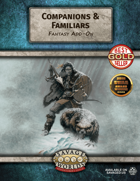 Companions & Familiars (Fantasy Add-On)