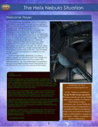 The Helix Nebula Situation Adventure