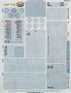 Savage Rifts: Form Fillable Character Sheet (SWADE Edition)