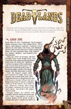 Deadlands: The Weird West: The Hangin' Judge