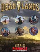 Deadlands: The Weird West VTT Bennies