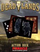 Deadlands: The Weird West VTT Action Cards